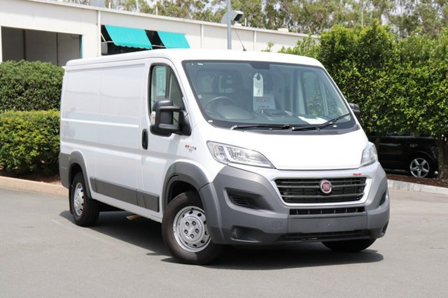 Demo Fiat Ducato Series 6 (MY17) MWB/Low, 2017 Fiat Ducato Series 6 (MY17) MWB/Low White 6 Speed Manual Van