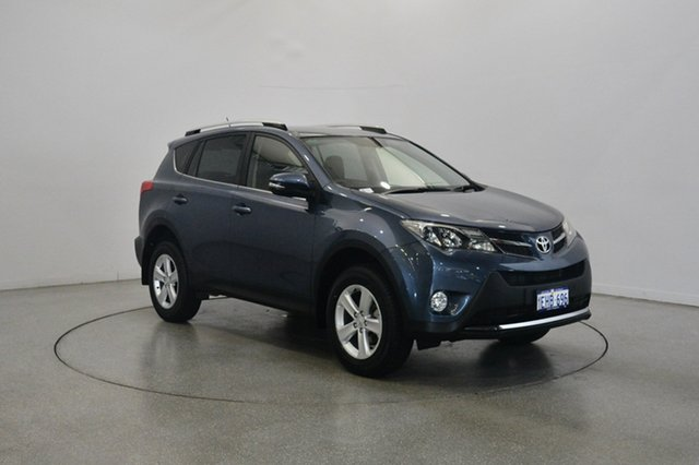 Used Toyota RAV4 ZSA42R GXL 2WD, 2013 Toyota RAV4 ZSA42R GXL 2WD Blue 7 Speed Constant Variable Wagon