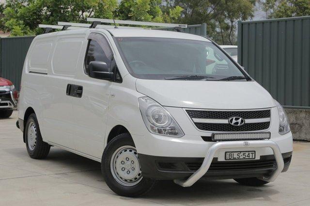 Used Hyundai iLOAD  , 2009 Hyundai iLOAD White Manual Van