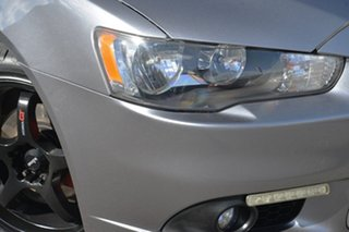 2013 Mitsubishi Lancer CJ MY13 VR-X Titanium 5 Speed Manual Sedan