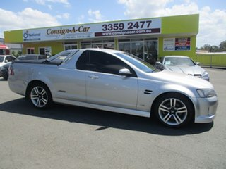 2008 Holden Ute VE SS Silver 6 Speed Sports Automatic Utility.