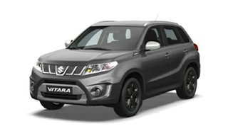 2018 Suzuki Vitara LY Series II Turbo 2WD Galactic Grey 6 Speed Sports Automatic Wagon