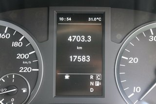 2017 Mercedes-Benz Vito 447 114BlueTEC SWB 7G-Tronic + White 7 Speed Sports Automatic Van.