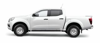 2018 Nissan Navara D23 S3 SL Polar White 6 Speed Manual Utility