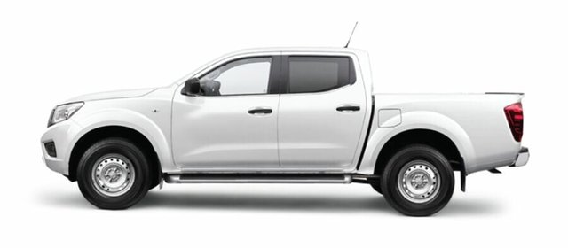 Demo Nissan Navara D23 S3 SL, 2018 Nissan Navara D23 S3 SL Polar White 6 Speed Manual Utility