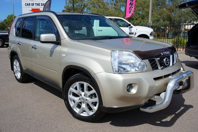 Used Nissan X-Trail T31 Series IV TL, 2010 Nissan X-Trail T31 Series IV TL Twilight 6 Speed Sports Automatic Wagon