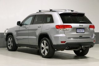2015 Jeep Grand Cherokee WK MY15 Limited (4x4) Silver 8 Speed Automatic Wagon