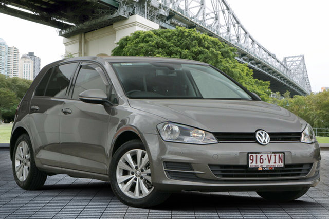 Used Volkswagen Golf VII MY15 90TSI DSG Comfortline, 2014 Volkswagen Golf VII MY15 90TSI DSG Comfortline Grey 7 Speed Sports Automatic Dual Clutch