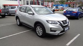 2017 Nissan X-Trail T32 Series II TS X-tronic 4WD Brilliant Silver 7 Speed Constant Variable Wagon.