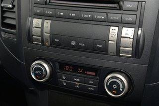2014 Mitsubishi Pajero NW MY14 GLX-R Graphite 5 Speed Sports Automatic Wagon