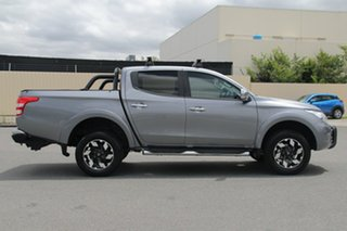 2016 Mitsubishi Triton MQ MY16 Exceed Double Cab Grey 5 Speed Sports Automatic Utility.