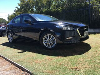 2018 Mazda 3 BN5278 Neo SKYACTIV-Drive Sport Jet Black 6 Speed Sports Automatic Sedan.