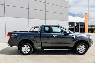 2016 Ford Ranger PX MkII XLT Super Cab Meteor Grey 6 Speed Sports Automatic Utility