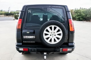 2004 Land Rover Discovery 03MY Black 4 Speed Automatic Wagon