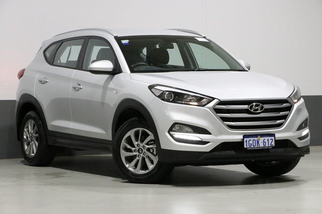 Used Hyundai Tucson TL2 MY18 Active (FWD), 2018 Hyundai Tucson TL2 MY18 Active (FWD) Silver 6 Speed Automatic Wagon