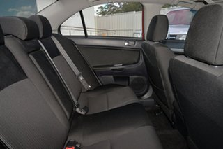 2008 Mitsubishi Lancer CJ MY08 VR Burgundy 6 Speed Constant Variable Sedan