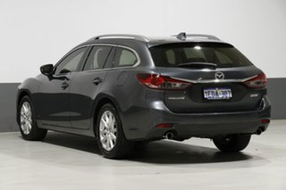 2013 Mazda 6 6C Touring Grey 6 Speed Automatic Wagon