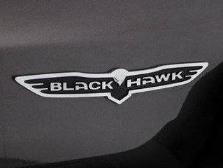 2015 Jeep Grand Cherokee WK MY15 Blackhawk (4x4) Black 8 Speed Automatic Wagon