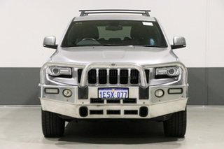 2015 Jeep Grand Cherokee WK MY15 Limited (4x4) Silver 8 Speed Automatic Wagon.