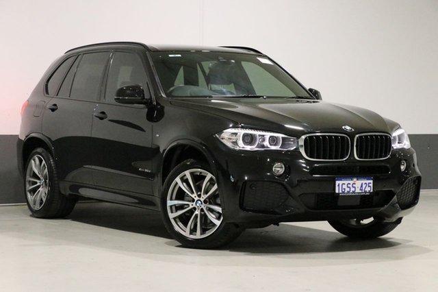 Used BMW X5 F15 MY18 Xdrive 30D M Sport, 2018 BMW X5 F15 MY18 Xdrive 30D M Sport Sapphire Black 8 Speed Automatic Wagon