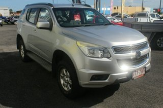 2013 Holden Colorado 7 RG MY13 LT Silver 6 Speed Sports Automatic Wagon.