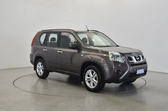 Used Nissan X-Trail T31 Series IV ST 2WD, 2012 Nissan X-Trail T31 Series IV ST 2WD Precision Grey 1 Speed Constant Variable Wagon