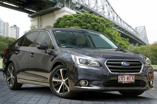 Used Subaru Liberty B6 MY15 3.6R CVT AWD, 2015 Subaru Liberty B6 MY15 3.6R CVT AWD Grey 6 Speed Constant Variable Sedan