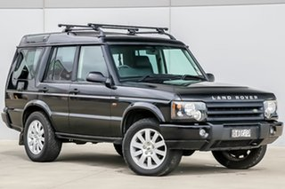 2004 Land Rover Discovery 03MY Black 4 Speed Automatic Wagon.