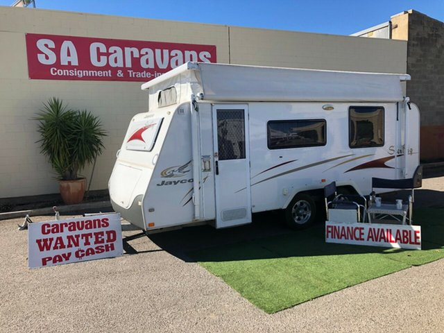 Used Jayco   , 2007 Jayco STERLING 18 with AIR CONDITIONING Pop Top