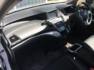 2013 Honda Odyssey 4th Gen MY13 Luxury White 5 Speed Sports Automatic Wagon