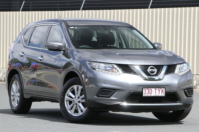 Used Nissan X-Trail T32 ST X-tronic 2WD, 2014 Nissan X-Trail T32 ST X-tronic 2WD Gun Metallic 7 Speed Constant Variable Wagon