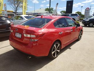 2018 Subaru Impreza G5 MY18 2.0i-S CVT AWD Pure Red 7 Speed Constant Variable Sedan