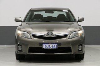 2010 Toyota Camry AHV40R Hybrid Bronze Continuous Variable Sedan.