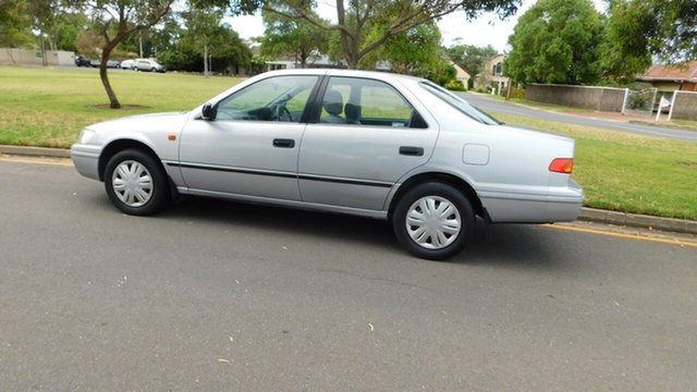 Used Toyota Camry SXV20R Conquest, 2001 Toyota Camry SXV20R Conquest Silver 4 Speed Automatic Sedan