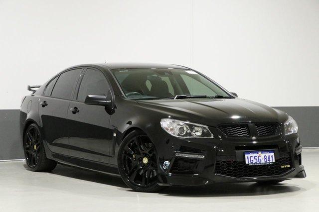 Used Holden Special Vehicles GTS GEN F MY15 , 2015 Holden Special Vehicles GTS GEN F MY15 Black 6 Speed Manual Sedan