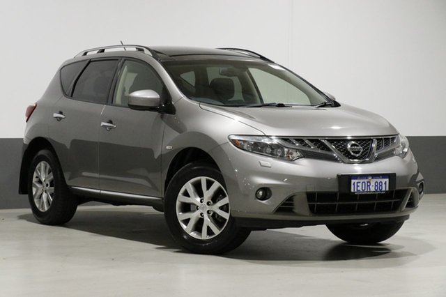 Used Nissan Murano Z51 MY12 TI, 2013 Nissan Murano Z51 MY12 TI Grey Continuous Variable Wagon