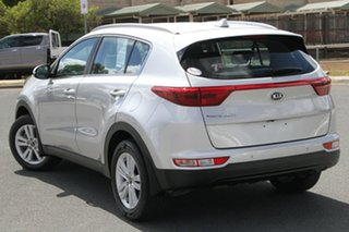 2017 Kia Sportage QL MY17 Si 2WD Silver 6 Speed Sports Automatic Wagon.