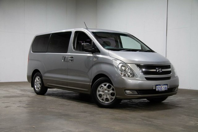 Used Hyundai iMAX TQ-W MY12 , 2012 Hyundai iMAX TQ-W MY12 Silver 6 Speed Manual Wagon