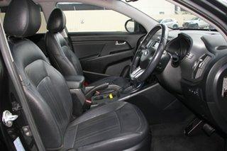 2013 Kia Sportage SL MY13 Platinum Black 6 Speed Sports Automatic Wagon