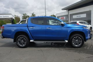 2018 Mitsubishi Triton GLS PREMIUM Impulse Blue 6 Speed Automatic