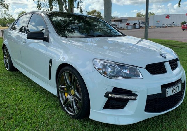 Used Holden Special Vehicles GTS Gen-F MY15 , 2014 Holden Special Vehicles GTS Gen-F MY15 White 6 Speed Sports Automatic Sedan