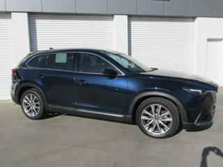 2016 Mazda CX-9 TC GT SKYACTIV-Drive i-ACTIV AWD Deep Crystal Blue 6 Speed Sports Automatic Wagon.