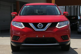 2016 Nissan X-Trail T32 ST X-tronic 4WD Red 7 Speed Constant Variable Wagon