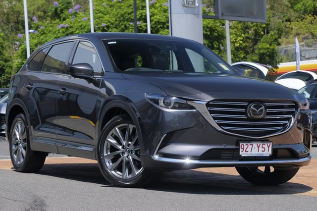 Demo Mazda CX-9 TC Azami SKYACTIV-Drive, 2018 Mazda CX-9 TC Azami SKYACTIV-Drive Machine Grey 6 Speed Sports Automatic Wagon