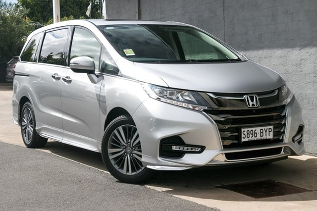 Demo Honda Odyssey RC MY18 VTi-L, 2018 Honda Odyssey RC MY18 VTi-L Super Platinum 7 Speed Constant Variable Wagon
