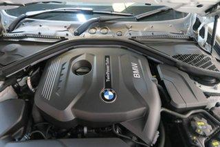 2015 BMW 330i F30 LCI Sport Line White 8 Speed Sports Automatic Sedan