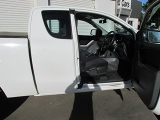 2016 Mazda BT-50 XT XT Freestyle White 6 Speed Automatic Utility
