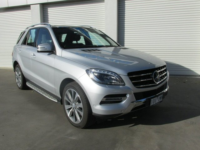 Used Mercedes-Benz ML350 W166 MY805 BlueTEC 7G-Tronic +, 2015 Mercedes-Benz ML350 W166 MY805 BlueTEC 7G-Tronic + 7 Speed Sports Automatic Wagon
