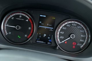 2018 Mitsubishi Triton MR MY19 GLS PREMIUM Impulse Blue 6 Speed Automatic