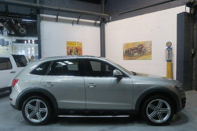 Used Audi Q5 8R MY12 TDI S Tronic Quattro, 2012 Audi Q5 8R MY12 TDI S Tronic Quattro Silver 7 Speed Sports Automatic Dual Clutch Wagon